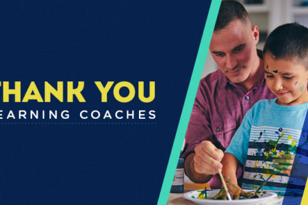Thank you Learning Coaches!