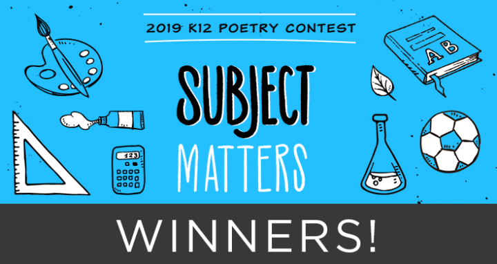 K12 Reveals the Winners of the 2019 'Subject Matters' Poetry Contest
