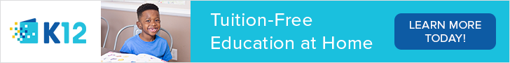 K12 Tuition-Free Education At Home