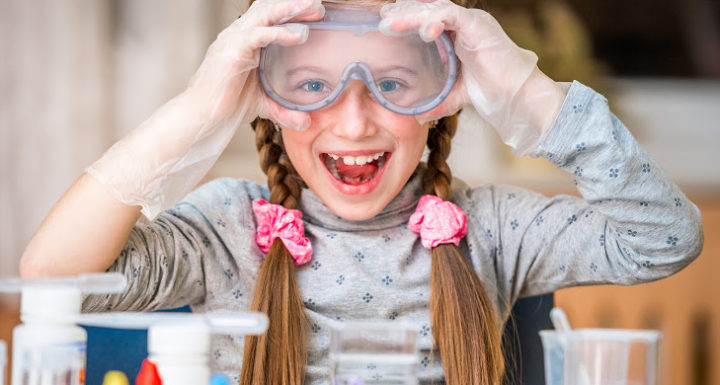 6 Easy Science Experiments